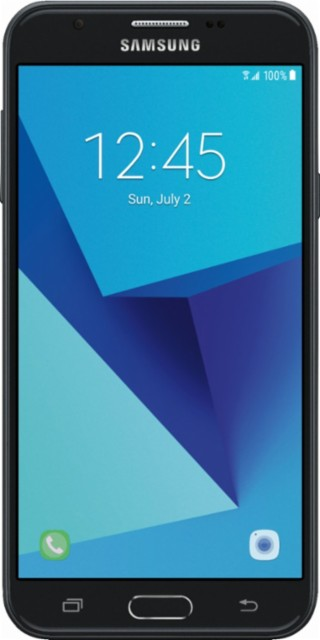 Samsung - Geek Squad Certified Refurbished Galaxy J7 4G LTE with