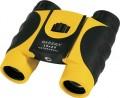 Barska - Colorado 10 x 25 Waterproof Binoculars - Black/Yellow