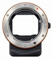 Sony - Alpha A-Mount-to-E-Mount Lens Adapter - Silver
