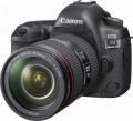 Canon - EOS 5D Mark IV DSLR Camera with 24-105mm f/4L IS II USM Lens - Black