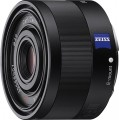 Sony - Sonnar T FE 35mm f/2.8 ZA Wide-Angle Lens for Most Sony a7-Series Cameras - Black