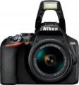 Nikon - D3500 DSLR Camera with AF-P DX NIKKOR 18-55mm f/3.5-5.6G VR and AF-P DX NIKKOR 70-300mm f/4.5-6.3G ED Lenses